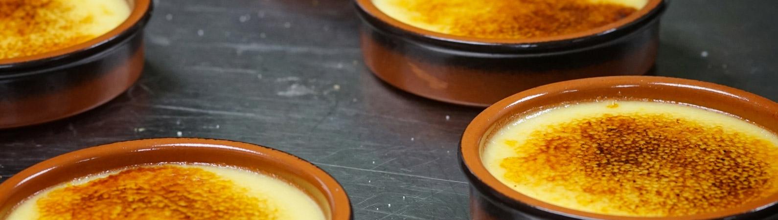 Mélange d'épices pour crème brulée