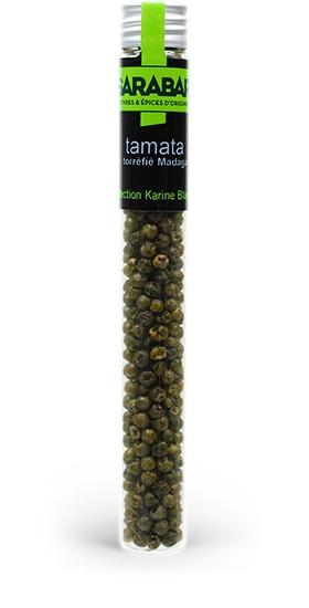 Poivre vert torréfié Tamata