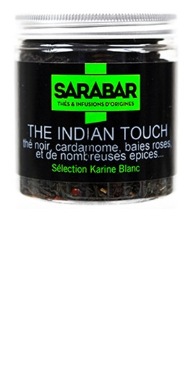 Thé indian touch