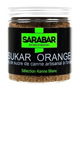 sucre orange