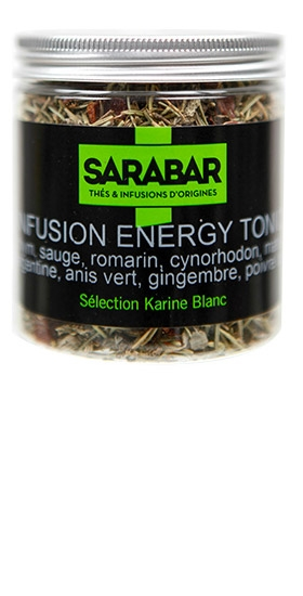 Infusion energy tonic