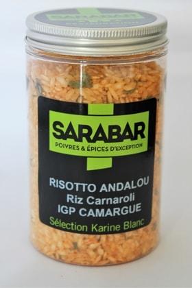 Risotto Andalou / Carnaroli