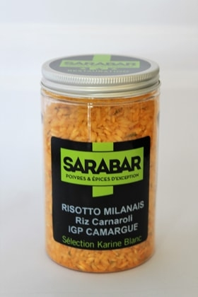 Risotto Milanais - Carnaroli