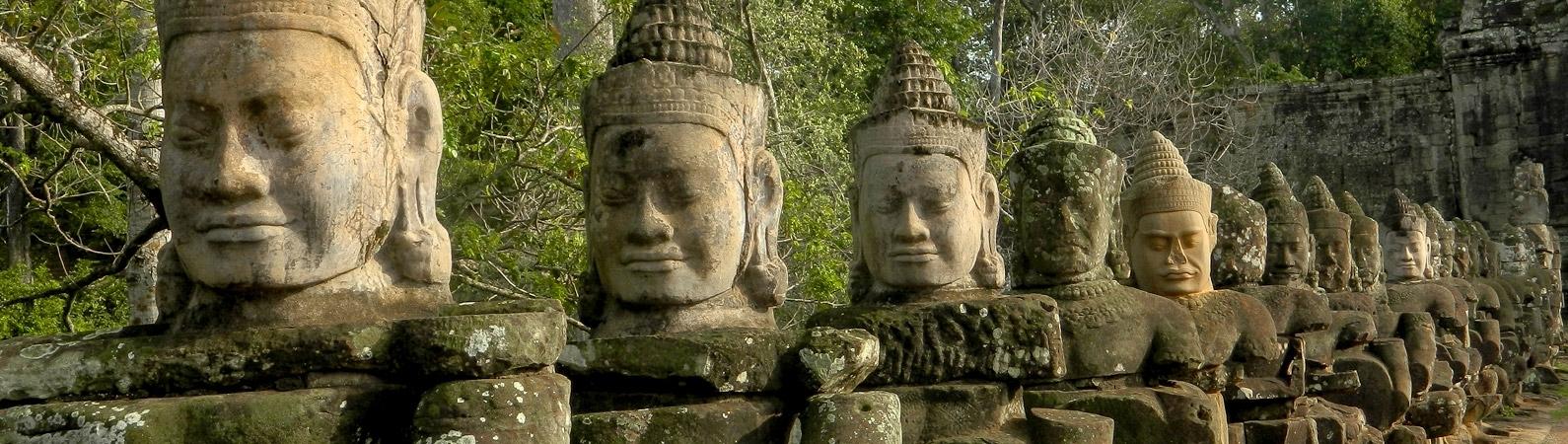 La rareté du Cambodge…