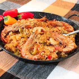 Jambalaya poulet-crevettes aux épices cajun