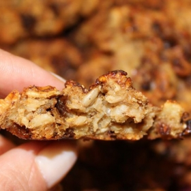 Recette Muesli en version cookies